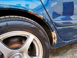 Как отремонтировать гниющие арки машины?