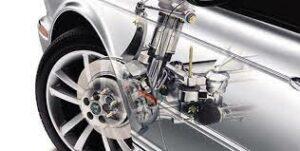 Починка рулевого управления машины