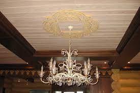 Идеи по отделке потолка