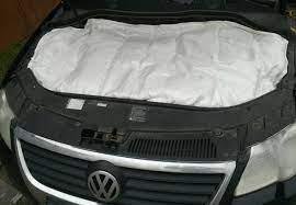 Одеяло для двигателя автомобиля